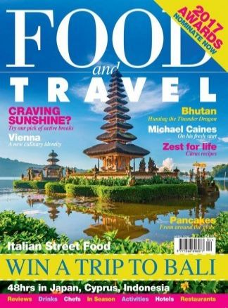 Food and Travel  3/2017