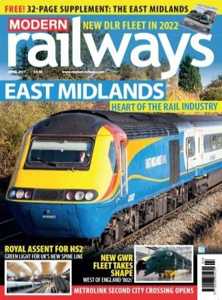 Modern Railways 3/2017