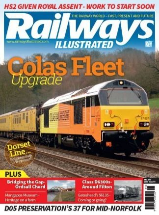 Railways Illustrated 4/2017