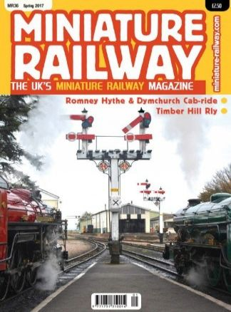 Miniature Railway Magazine 1/2017
