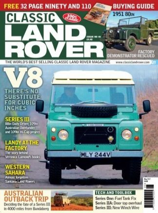 Classic Land Rover 4/2017