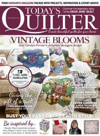 Today's Quilter 2/2017