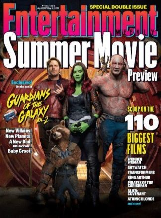 Entertainment weekly 5/2017