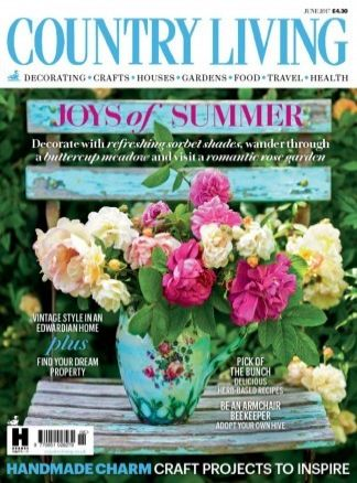 Country Living UK 4/2017