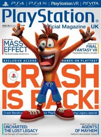 Playstation Official Magazine 2/2017