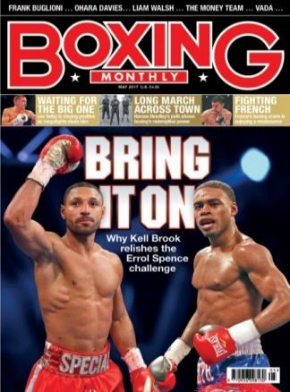 Boxing Monthly 1/2017