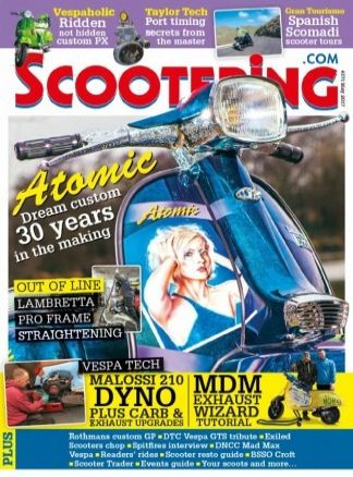 Scootering 5/2017
