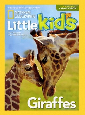 National Geographic Little Kids 3-6 3/2017