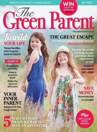 The Green Parent 3/2017