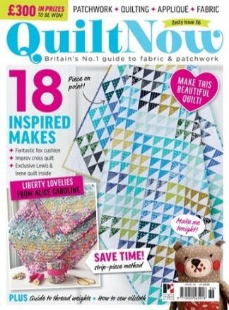 Quilt Now 1/2017