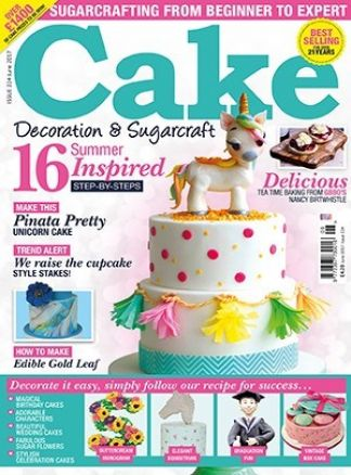 Cake Craft and Decoration 6/2017