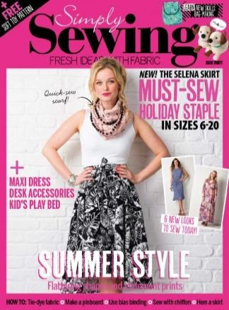 Simply Sewing 4/2017
