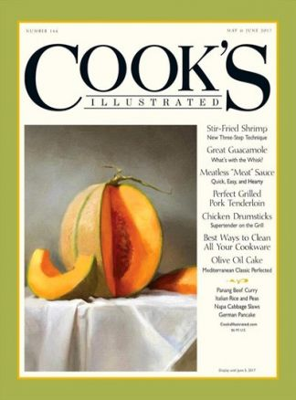 Cook's Illustrated 1/2017