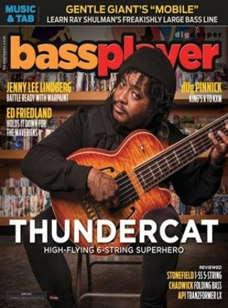 Bass Player 3/2017