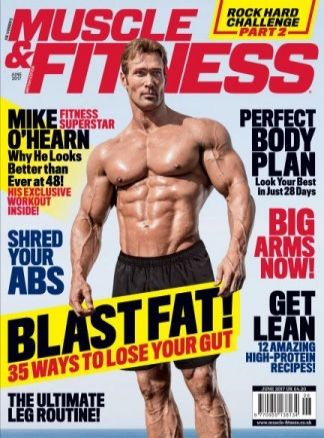 Muscle and Fitness UK 2/2017