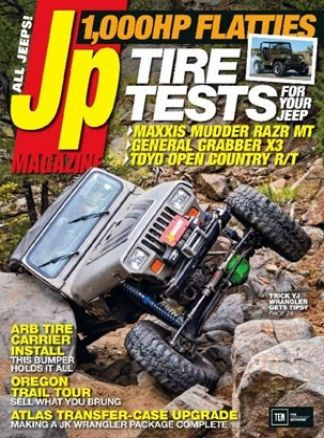 J/p(total Jeep Experience) 5/2017
