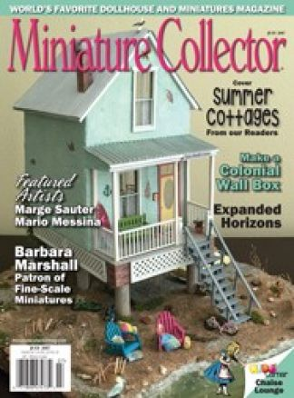 Miniature Collector Magazine  4/2017