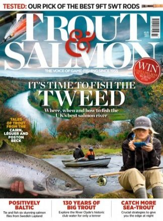 Trout and Salmon 4/2017