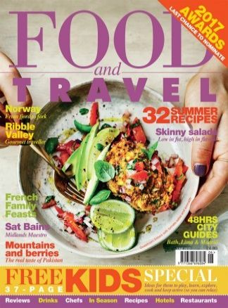 Food and Travel  4/2017