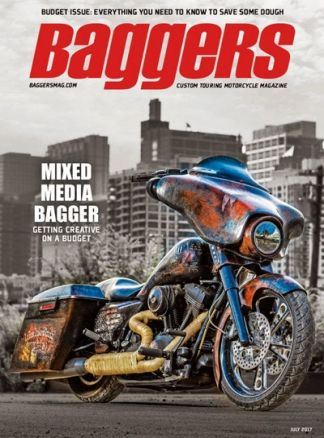 Hot Bike Baggers 1/2017