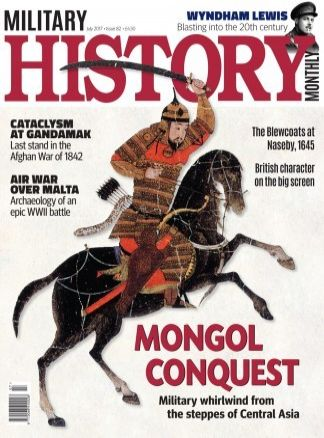 Military History Monthly 4/2017