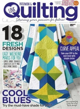 Love of Quilting 1/2017