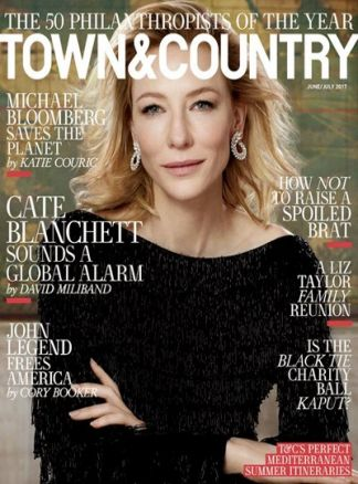 Town & Country 4/2017