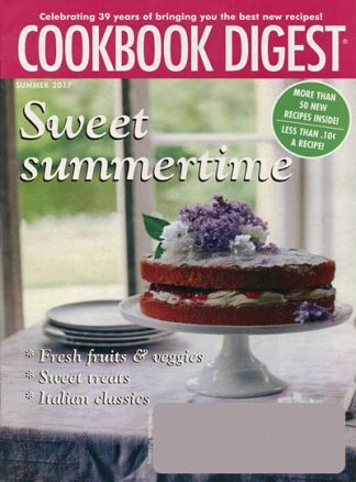 Cookbook Digest 2/2017