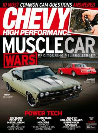 Chevy High Performance 1/2017