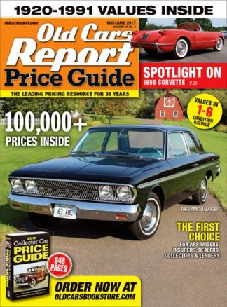 Old Cars Price Guide 3/2017