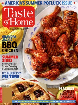 Taste of Home Magazine 2/2017