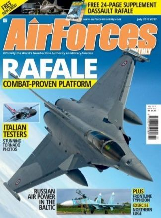 Airforces Monthly 4/2017