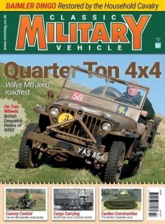 Classic Military Vehicle 4/2017