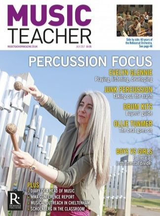 Music Teacher 6/2017