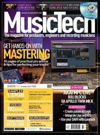 Music Tech Magazine 6/2017