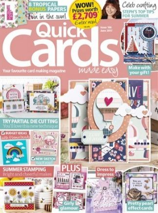 Quick Cards Made Easy 3/2017