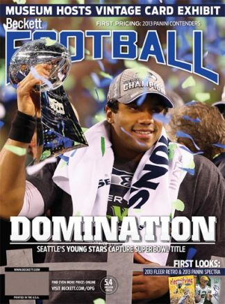 Beckett Football Magazine  1/2017