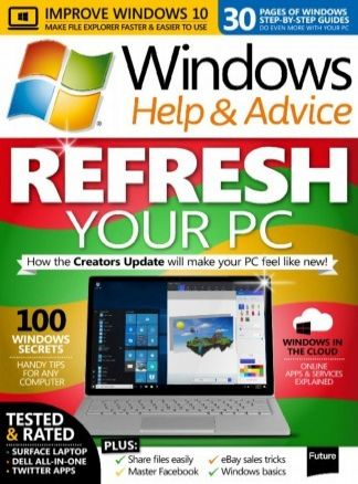 Windows: The Official Magazine 8/2017