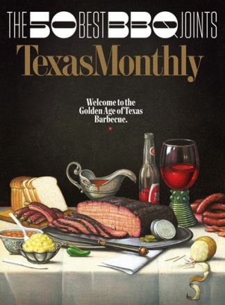 Texas Monthly 2/2017