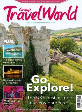 Group Travel World 1/2017