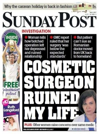 The Sunday Post 1/2017