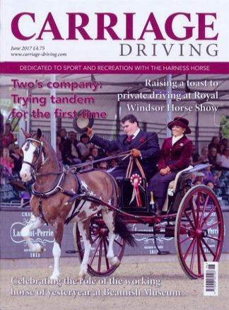 Carriage Driving 1/2017