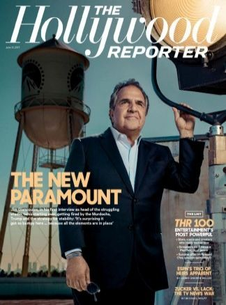 The Hollywood Reporter 8/2017