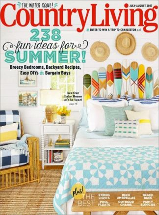 Country Living US 3/2017