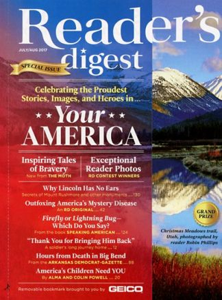 Reader's Digest US 5/2017