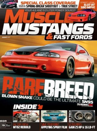 Muscle Mustangs & Fast Fords 1/2017