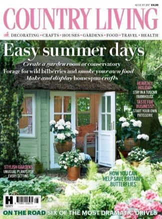 Country Living UK 6/2017