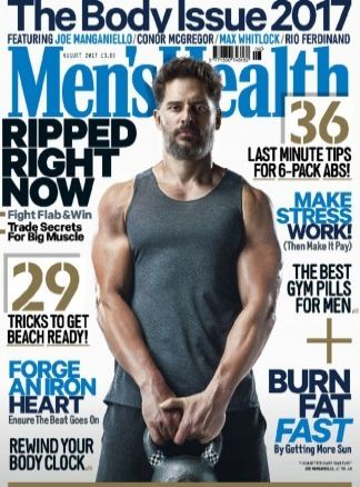 Men's Health UK 5/2017
