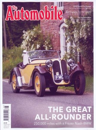 The Automobile 1/2017