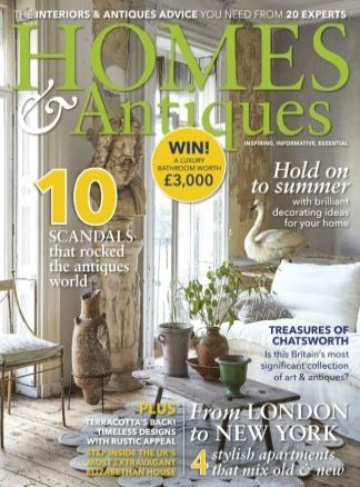 BBC Homes and Antiques 8/2017